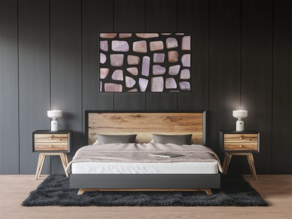 Bedroom Sunstone Background Textures Modern Poster Preview