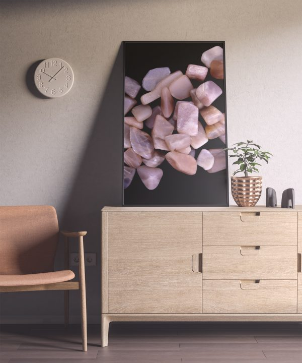 Entryway Sunstone Background Textures Modern Poster Preview