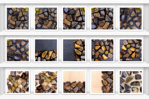 Tiger's Eye Background Textures Showcase Shelves Samples Preview