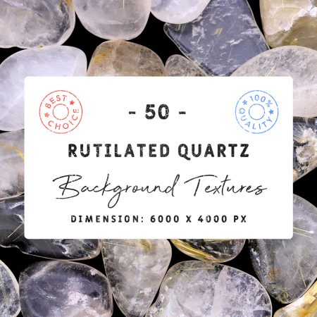 Rutilated Quartz Background Textures Square Cover Preview