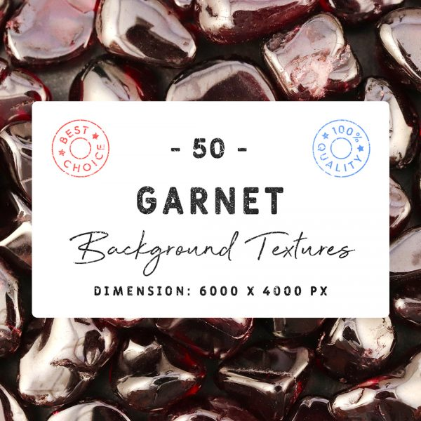 Garnet Background Textures Square Cover Preview