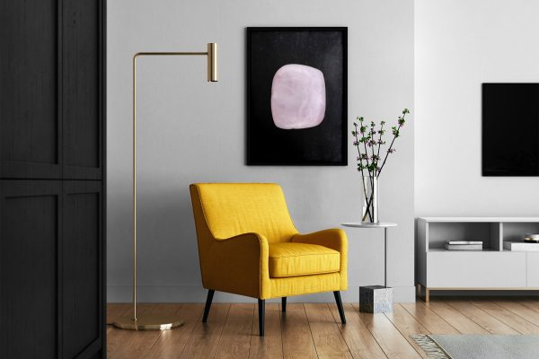 Living Room Morganite Background Textures Modern Poster Preview