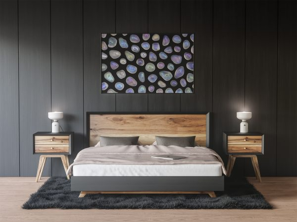 Bedroom Shimmerstone Background Textures Modern Poster Preview