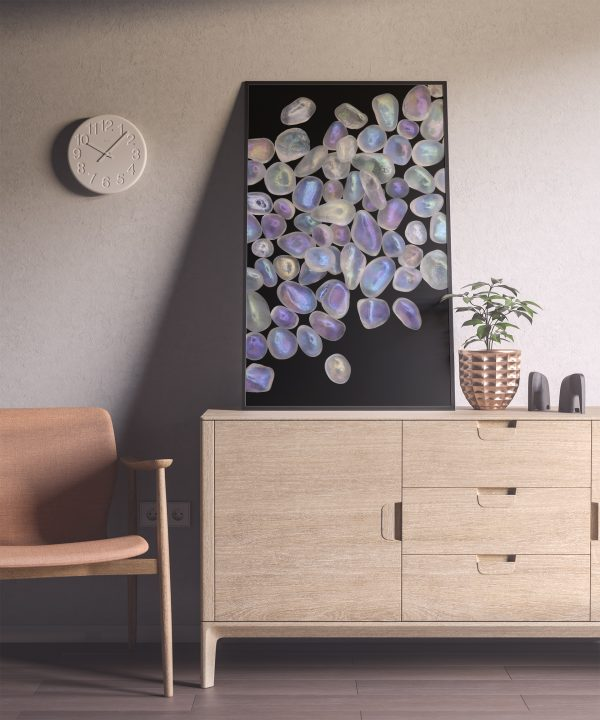 Entryway Shimmerstone Background Textures Modern Poster Preview