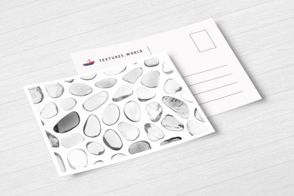 Postcard Smoky Quartz Background Textures Modern Poster Preview