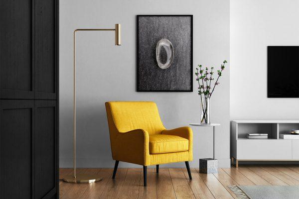 Living Room Smoky Quartz Background Textures Modern Poster Preview