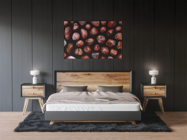 Bedroom South Onyx Background Textures Modern Poster Preview