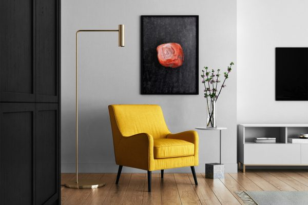 Living Room South Onyx Background Textures Modern Poster Preview