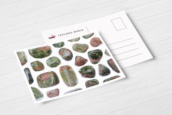Postcard Unakite Background Textures Modern Poster Preview