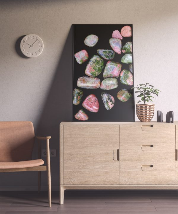 Entryway Unakite Background Textures Modern Poster Preview