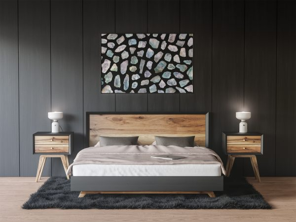 Bedroom Apatite Background Textures Modern Poster Preview