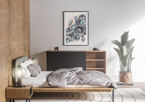 Bedroom Kambaba Jasper Background Textures Modern Poster Preview