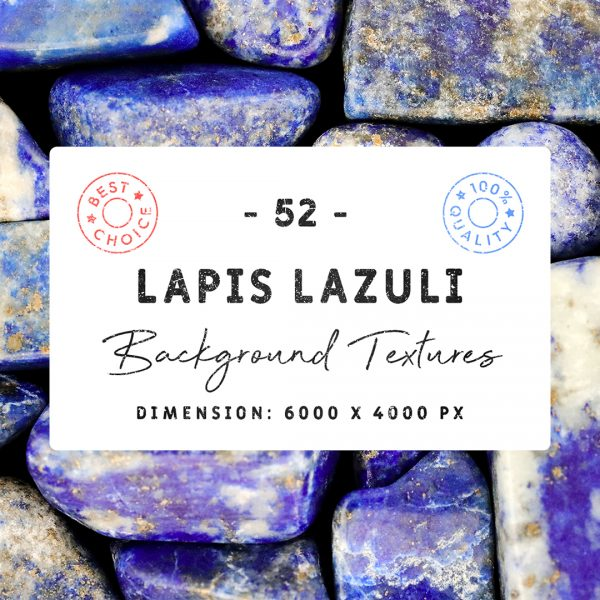 Lapis Lazuli Background Textures Square Cover Preview