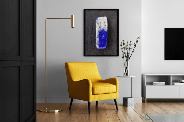 Living Room Lapis Lazuli Background Textures Modern Poster Preview