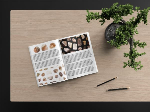 Persian Agate Background Textures Modern Magazine Article Illustrations Preview