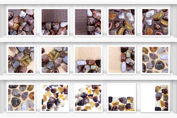 Yanyuan Agate Background Textures Showcase Shelves Samples Preview