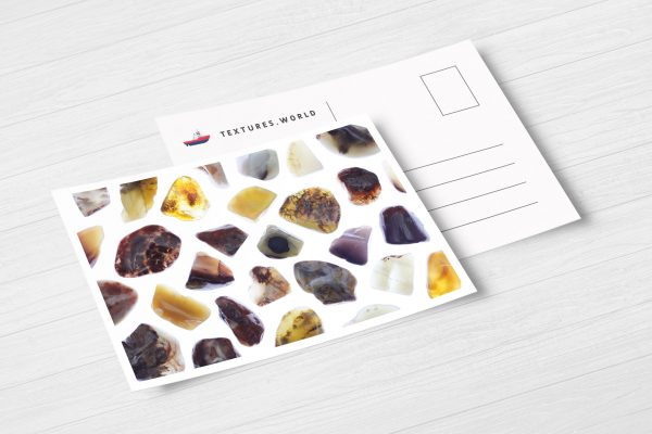 Postcard Yanyuan Agate Background Textures Modern Poster Preview