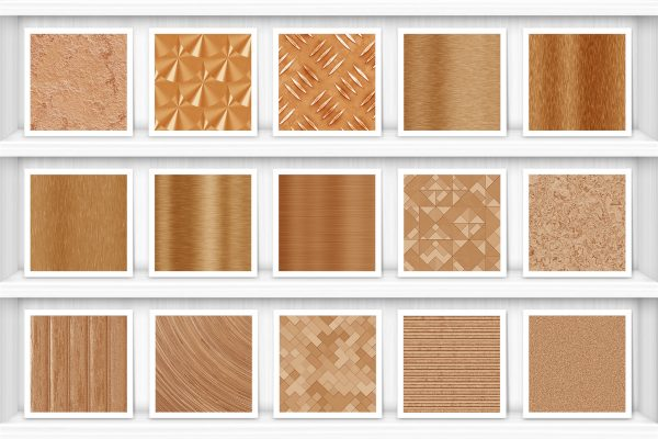 Bronze Background Textures Showcase Shelves Samples Preview