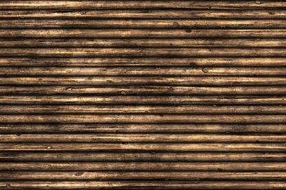10 Seamless Wood Logs Wall Background Textures Preview Set