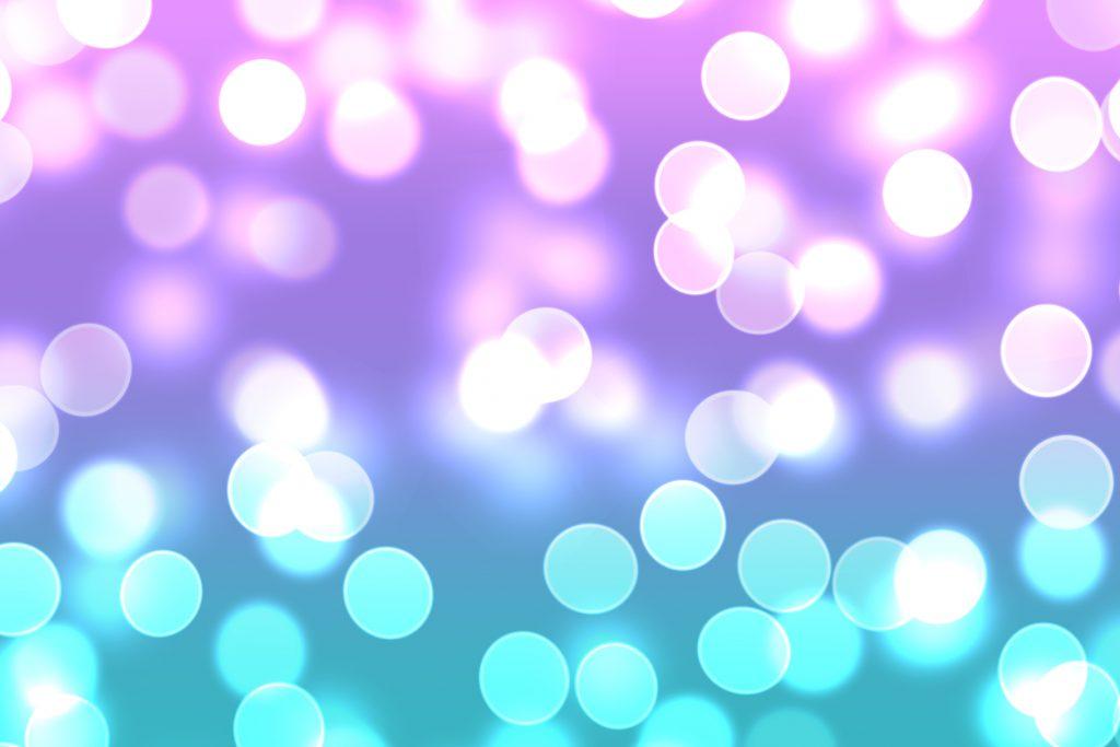 Bright Bokeh Background Texture