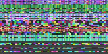 Seamless Error Glitch Backgrounds 10