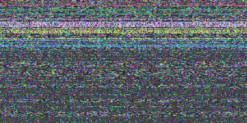 Seamless Error Glitch Backgrounds 7