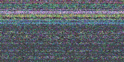 10 Seamless Error Glitch Backgrounds Preview Set