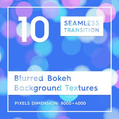 10 Blurred Bokeh Backgrounds