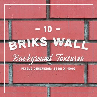 10 Bricks Wall Textures