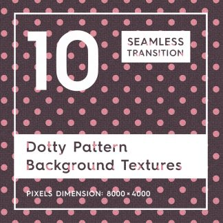 10 Dotty Pattern Backgrounds
