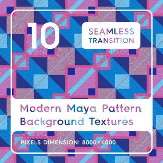 10 Modern Maya Patterns