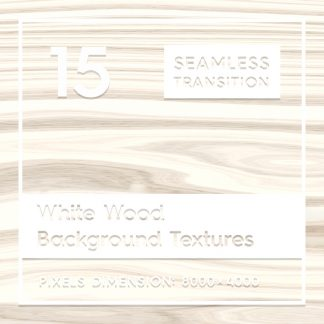 15 White Wood Background Textures