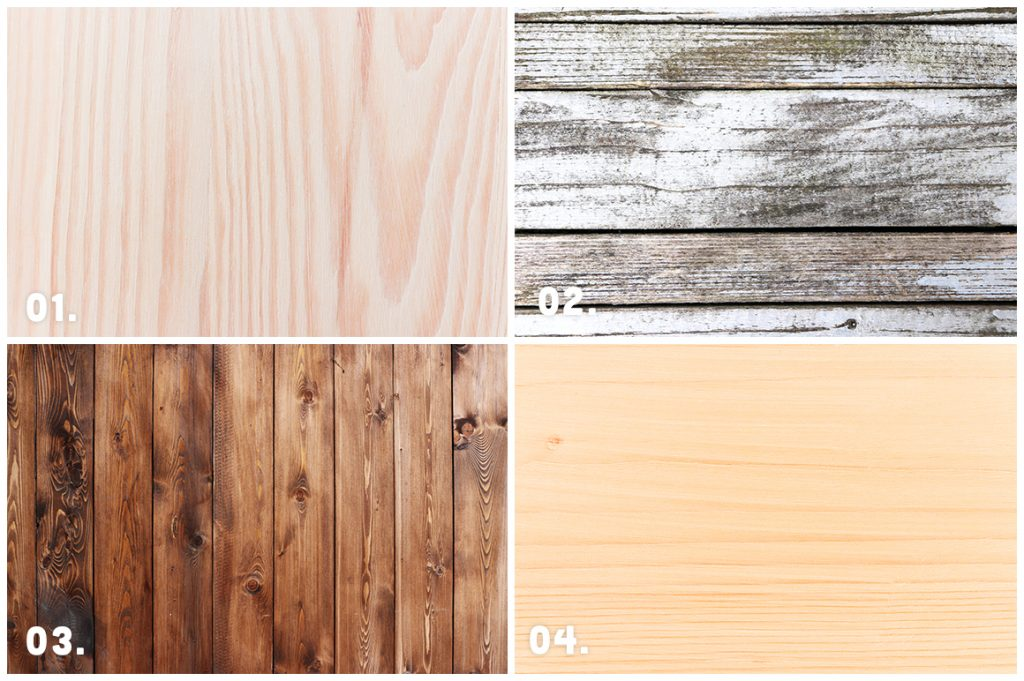 15 Wood Surface Background Textures