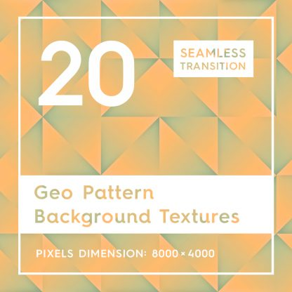 20 Geo Pattern Backgrounds