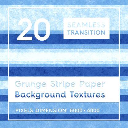20 Grunge Stripe Paper Textures