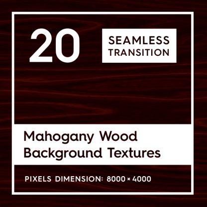 20 Mahogany Wood Textures