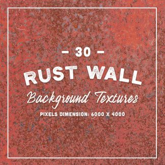 30 Rust Wall Textures