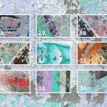 40 Weathered Graffiti Wall Textures Preview Set