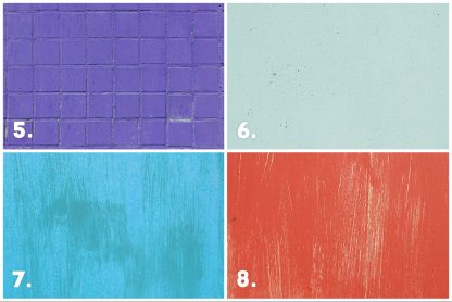 30 Painted Wall Textures Preview Set