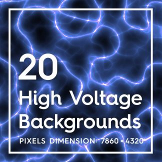 20 High Voltage Backgrounds
