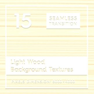 15 Light Wood Textures