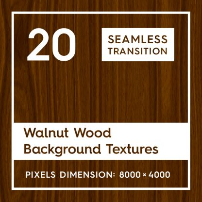 20 Walnut Wood Textures