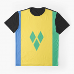 Saint Vincent and the Grenadines T-shirt