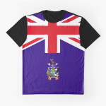 Sourth Georgia and the South Sandwich Islands T-shirt