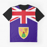 Turks and Caicos Islands T-shirt