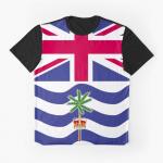 British Indian Ocean Territory T-shirt