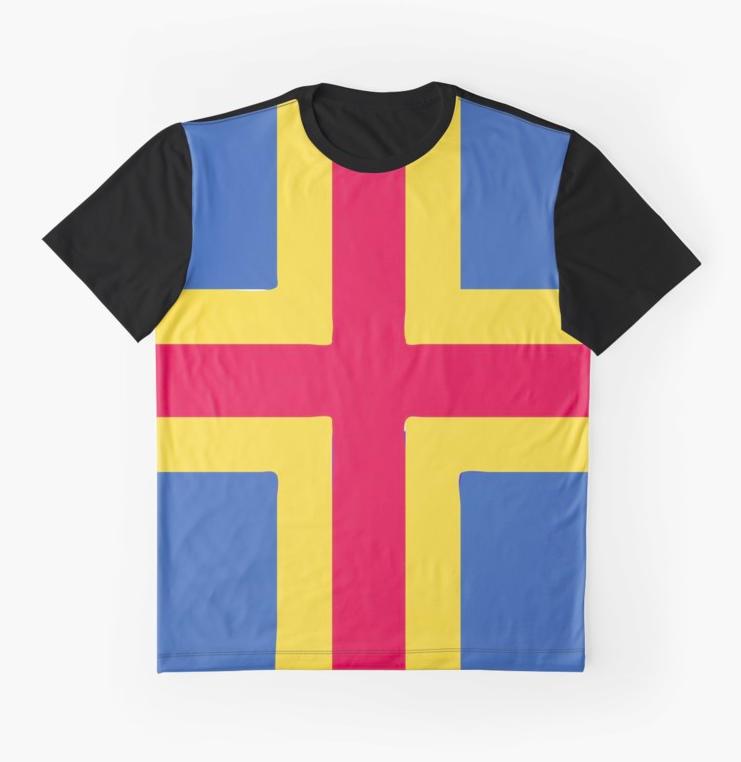 Aland T-shirt
