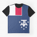 French Sourthern T-shirt