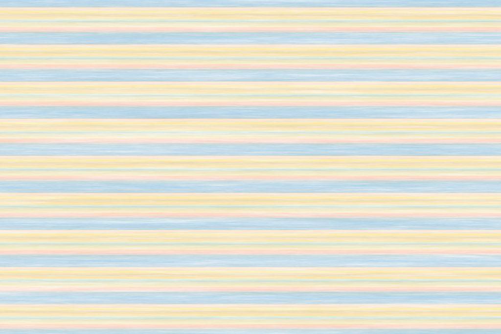 Striped Yellow Blue Scrapbook Sherbert Background.