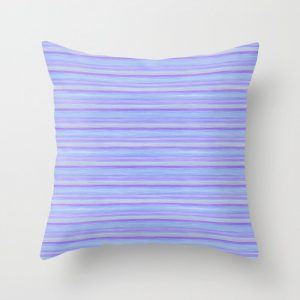 Lilac Purple Scrapbook Sherbert Throw Pillow